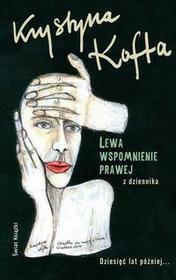 Świat Książki Lewa, wspomnienie prawej - Krystyna Kofta