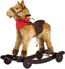 EcoToys bujak Koń na biegunach