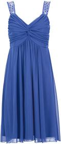 Bonprix Sukienka błękit królewski