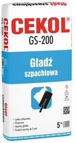 Cekol Gładź szpachlowa SZPACHLOWA GS-200