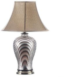 Dekoria Lampa stołowa Maiko ceramiczna 68cm 68cm 009-022