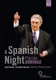Berliner Philharmoniker Euroarts Placido Domingo Conducts A Spanish Night DVD)