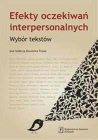 Efekt oczekiwań interpersonalnych - Praca zbiorowa