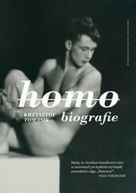 Wydawnictwo Krytyki Politycznej Homobiografie - Krzysztof Tomasik