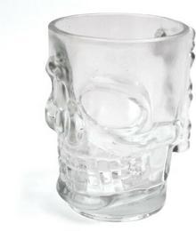 Kikkerland Kufel do piwa w trupia czaszka wzornictwo CU22