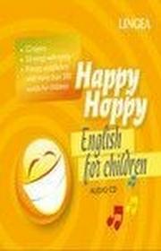 LINGEA CD MP3 HAPPY HOPPY ENGLISH FOR CHILDREN ANGIELSKIE PIOSENKI DLA DZIECI