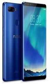 Nubia Z17s 128GB Dual Sim Niebieski