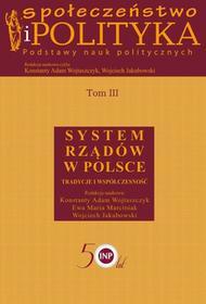 Społeczeństwo i polityka Podstawy nauk politycznych / wysyłka w 24h