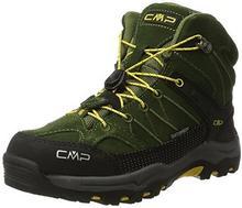 CMP -Rigel Mid WP buty trekkingowe dla dorosłych, uniseks -  zielony -  37 eu B01N7WKU7W