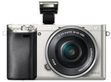 Sony A6000 + 16-50 kit srebrny