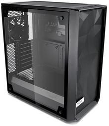 Fractal Design Meshify C Blackout Tempered Glass czarna