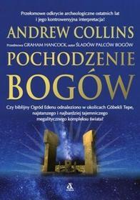 Amber Pochodzenie bogów - Andrew Collins