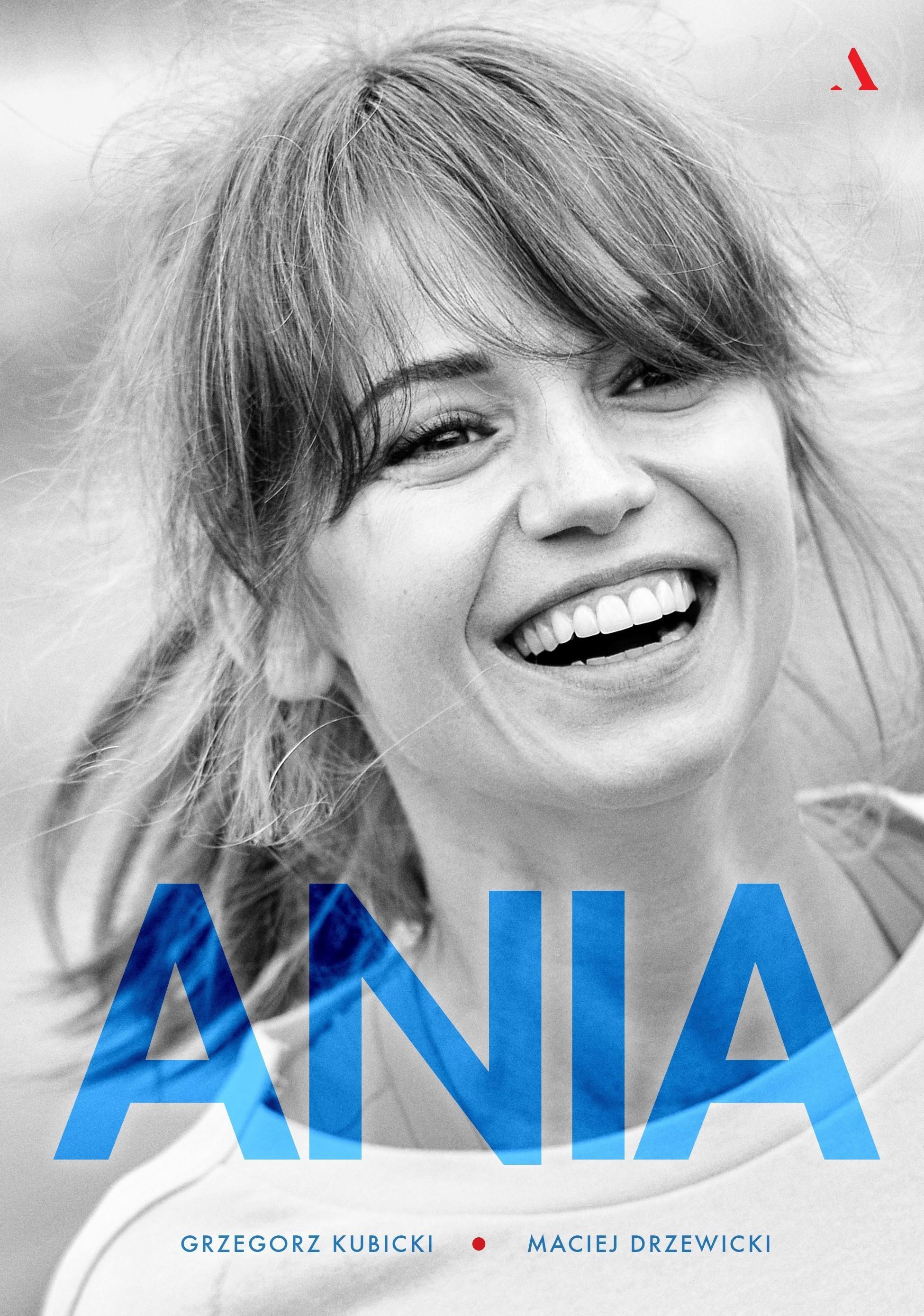 Ania Biografia Anny Przybylskiej Grzegorz Kubicki Maciej Drzewicki