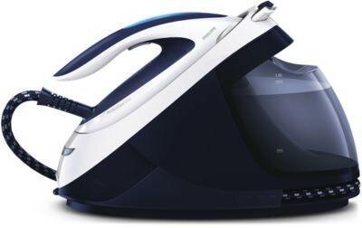 Philips Philips GC9620/20 PerfectCare Elite stacja parowa (optymalna Temp, 6,5 Bar ciśnienie pary, 400 G wyrzutu pary) z deska do prasowania GC240/25