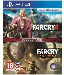 Far Cry 4 + Far Cry Primal Duo Pack PS4