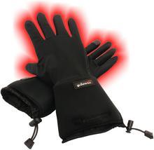 Glovii Ogrzewane rękawiczki uniwersalne rozmiar XXS-XS, czarny