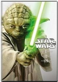 Imperial CinePix Gwiezdne Wojny: Trylogia 1-3. DVD George Lucas