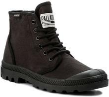 Palladium Trapery Pampa Hi Originale Tc 75554-060-M Black/Black