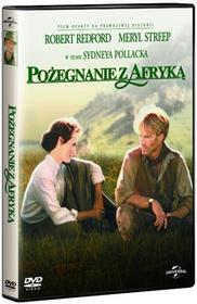 Filmostrada Pożegnanie z Afryką. DVD Sydney Pollack