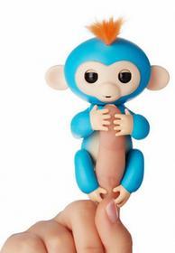 WowWee Fingerlings Małpka Boris Niebieski - Darmowa dostawa do ponad 130 salonów! Atrakcyjne raty!
