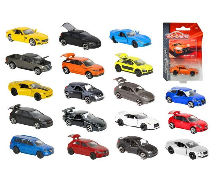 Simba Toys Majorette, auta premium