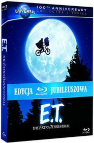 E.T Wydanie jublieuszowe Blu-ray)