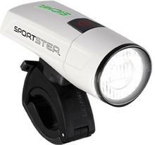 Sigma SPORT lampka przednia SPORTSTER biała