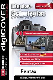 digiCOVER DigiCover aparat ochronna na wyświetlacz Hybrid szklany Pentax-KP G4390