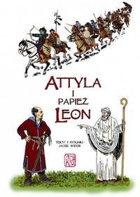 Alter Attyla i Papież Leon - Jacek Widor