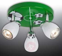 Brilliant Soccer - lampa wisząca do pokoju dziecięcego
