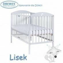 Drewex Lisek łóżeczko 120x60 98F1-42788_20170320113256