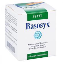 MCM KLOSTERFRAU Vertr. GmbH Basosyx Syxyl tabletki do żucia 160 szt.