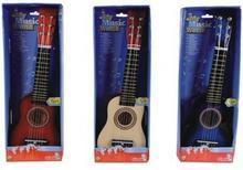 Simba Gitara drewniana 3 rodzaje WESIMI0UD033005