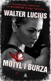 Amber Motyl i burza - Walter Lucius