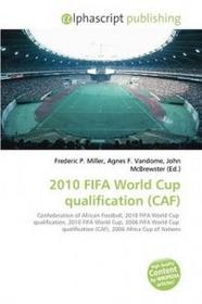 Alphascript Publishing 2010 FIFA World Cup qualification (CAF)