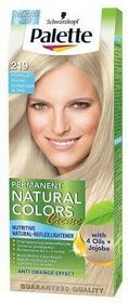 Schwarzkopf Farba do włosów Palette Permanent Natural Colors Popielaty blond 219