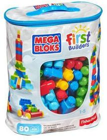 Fisher Price FIRST BUILDERS KLOCKI TORBA DCH63