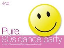 Pure 90s Dance Party CD) Various Artists