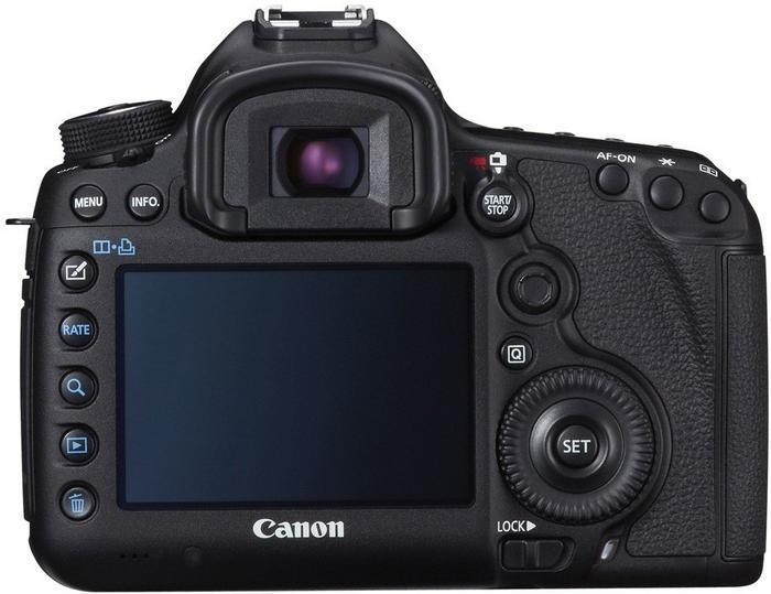 Canon EOS 5D Mark III body