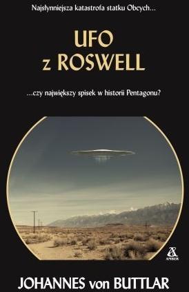 Amber UFO z Roswell - JOHANNES VON BUTTLAR
