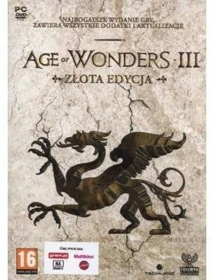 Age of Wonders 3 Złota Edycja PC