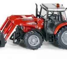 Siku Traktor z Przednią Ładowarką 1981