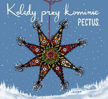 Pectus Kolędy przy kominie CD Pectus