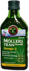 Orkla Health AS Tran Mollers naturalny, 250 ml