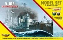 Mirage Hobby Okręt Torpedowy V106
