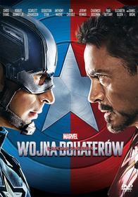 Galapagos Kapitan Ameryka. Wojna bohaterów DVD Anthony Russo, Joe Russo