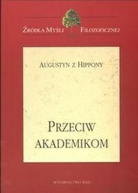 Augustyn z HipponyPrzeciw akademikom / wysyłka w 24h
