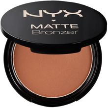 NYX Professional Make Up NYX Professional Make Up Bronzery Matte Face And Body Bronzer Puder