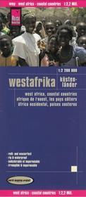 Reise Know How Afryka zachodnia mapa 1:2 200 000 Reise Know-How
