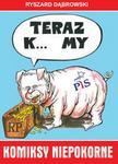 Robert Zaręba Komiksy niepokorne - Ryszard Dąbrowski